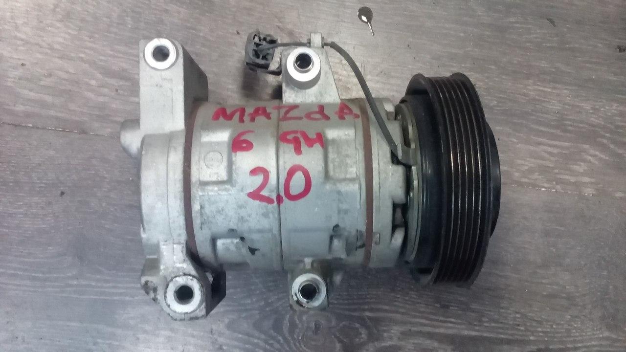 Компрессор кондиционера (системы кондиционирования) MAZDA Mazda 6 GH 2007-2012 (Z0010923A)
